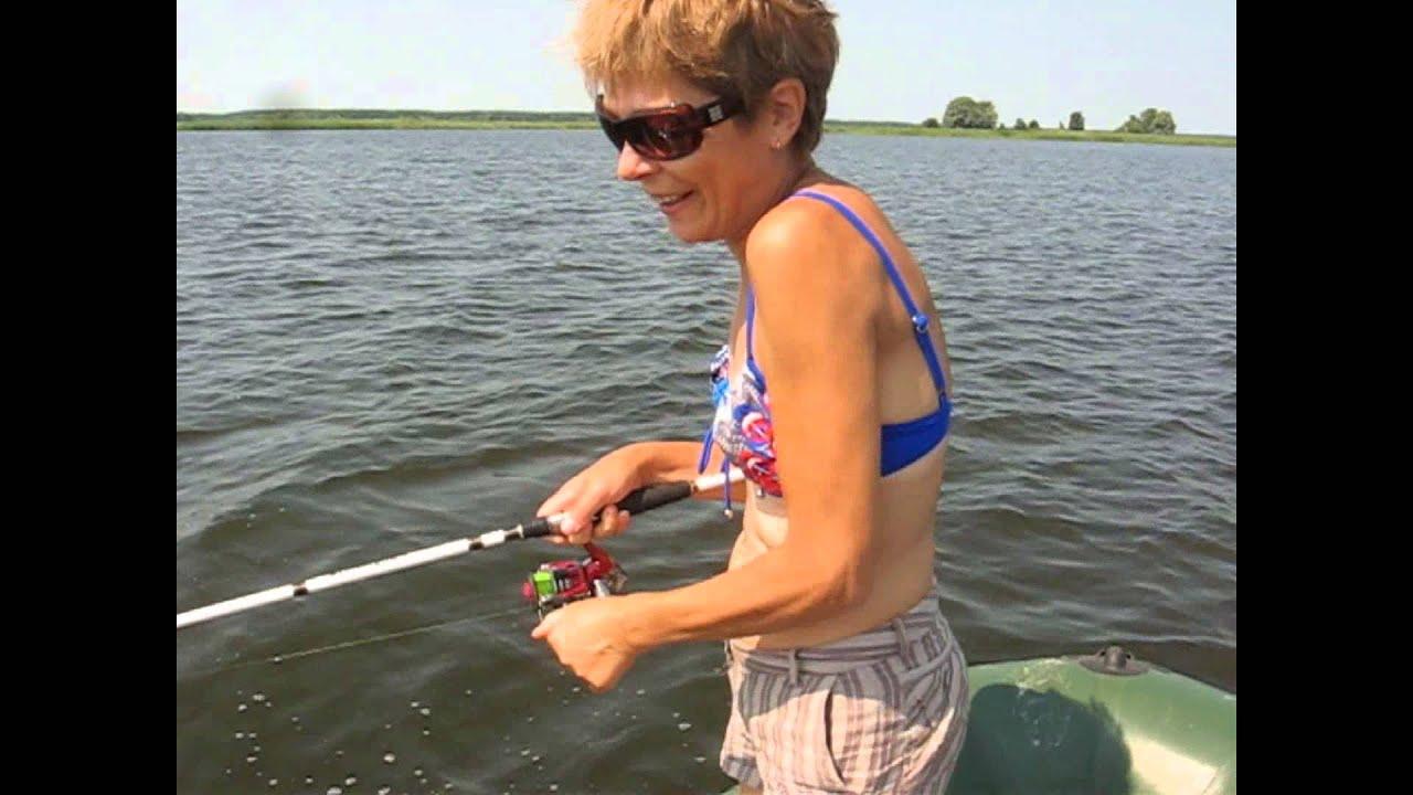 рыбалка через 10 лет