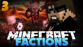 Minecraft Factions 3 LET'S LEVEL UP