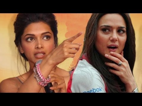 Deepika Padukone REACTS on Preity Zinta's MOLESTATION CASE