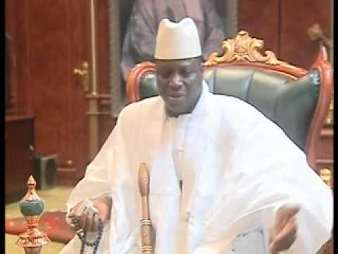 President Jammeh's Interview With New African Magazine