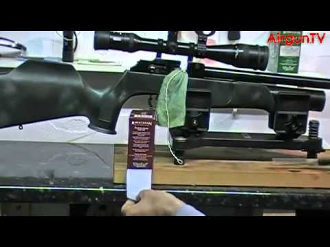 Como limpiar el cañon de un rifle de aire pcp