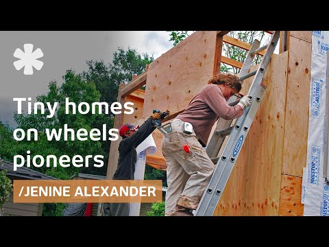 Tiny home on wheels: an illegally small home
