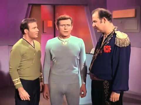 Star Trek Liar Paradox