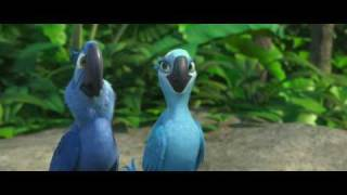 Rio Official Movie Trailer [HD]