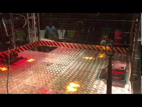 Match 05 - ULTRON Vs SHOCKWAVE - UWU Robot Battles 2k19