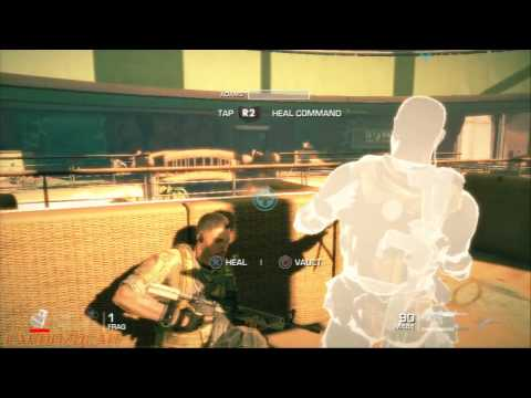 Spec Ops The Line Gameplay DEMO