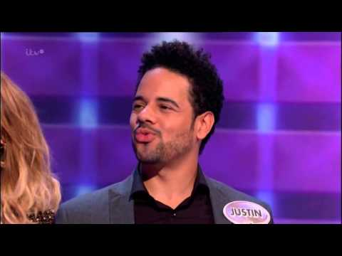 Kimberley Walsh - All Star Family Fortunes (part 1) - 5th January 2014