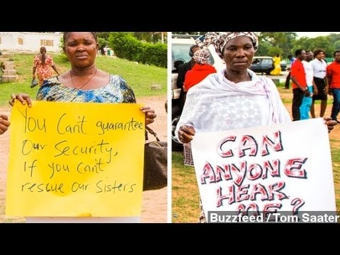 Where's The Wall-To-Wall Coverage Of Missing Nigerian Girls?