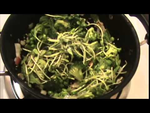 Broccoli Sprout Rice