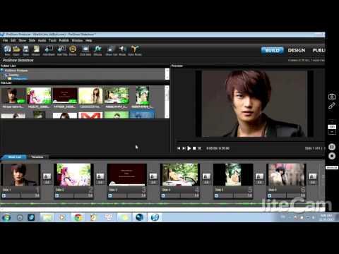 Hướng dẫn làm video từ hình ảnh và âm thanh TUẤN LEOK