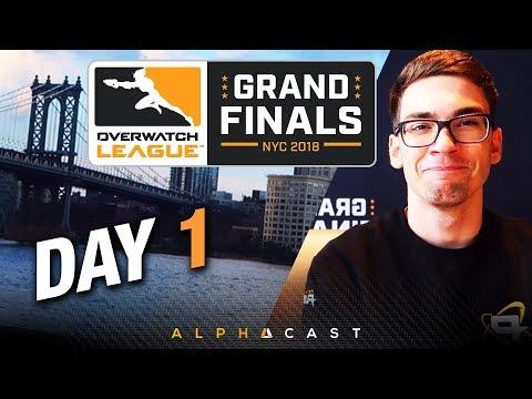 OWL Finals à New York : Jour 1, Interview de Poko