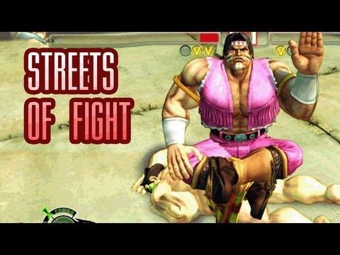 Hình ảnh trong video Streets of Fight