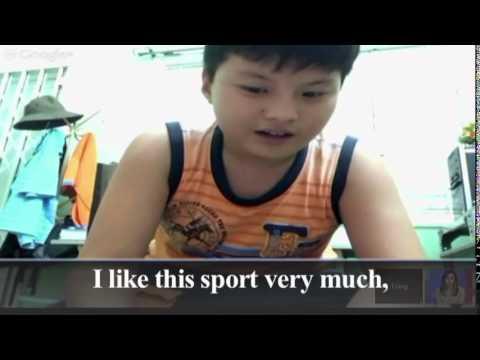 Nói tiếng Anh với người bản xứ (VOA Speak Up): What is your favorite sport?