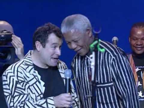 Asimbonanga - tribute to Nelson Mandela