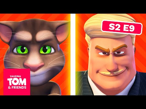 Talking Tom and Friends  Vote for Tom  Season 2 Episode 9