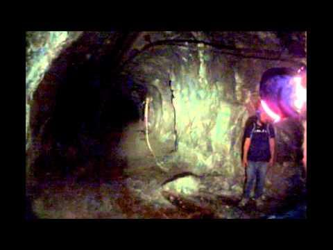 Exploring The DRV Gold Mine Tunnels