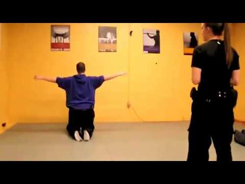 Tactical Handcuffing & Verbal Commands
