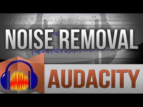 Audacity - How To Remove Noise with Audacity (Guide / Tutorial)