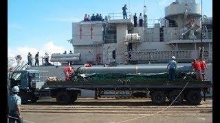 Tin mới nhất 11/10 Tuyệt vời Tàu chiến Mỹ về tay VN lột xác uy lực nhờ vũ khí VN tự sản xuất