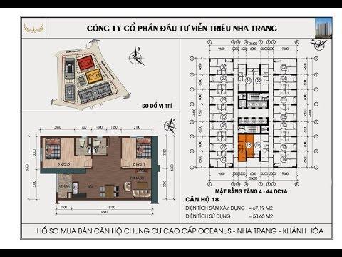 Muong Thanh Oceanus 18 и 16 квартиры в новостройке на продажу в Нячанге Вьетнам