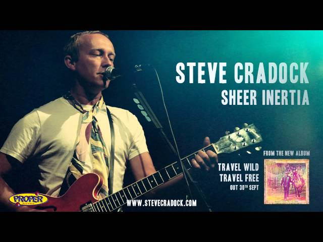 Steve Cradock - Sheer Inertia