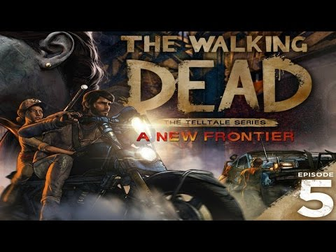 THE WALKING DEAD EPISODE 5 OFFICIAL RELEASE DATE + CONCEPT ART DISCUSSION (A New Frontier)