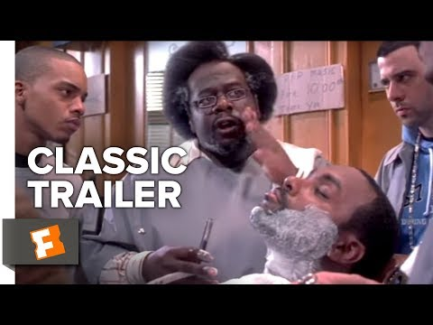 Barbershop Official Trailer #1 - Troy Garity Movie (2002) HD
