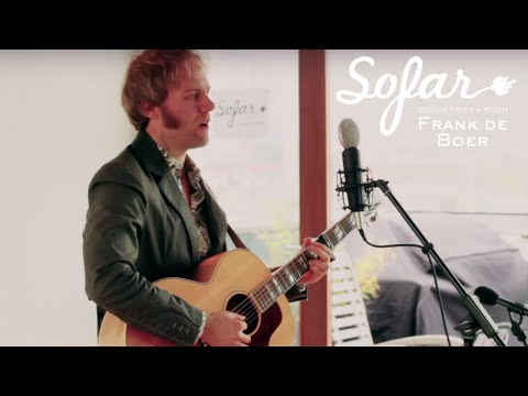 Frank de Boer - Dressed Up My Words | Sofar Amsterdam (#725)