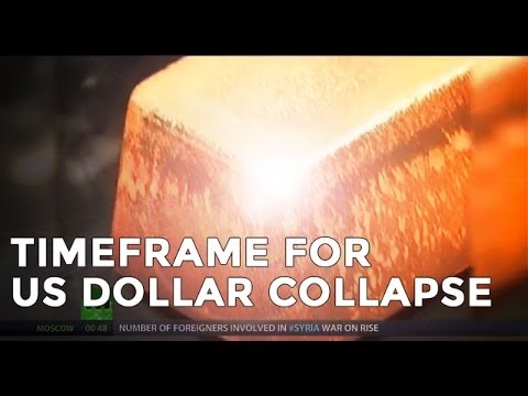 What Is The Timeframe For US Dollar Collapse?  Mike Maloney