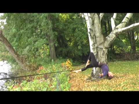 YogaSlackers - Slacksana Series