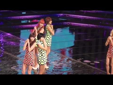 130604 Hello Venus ハロービーナス Would you like some tea? Miss Korea,