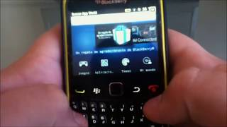INSTALACION BLACKBERRY APPWORLD 3.0 Y WHATSAPP