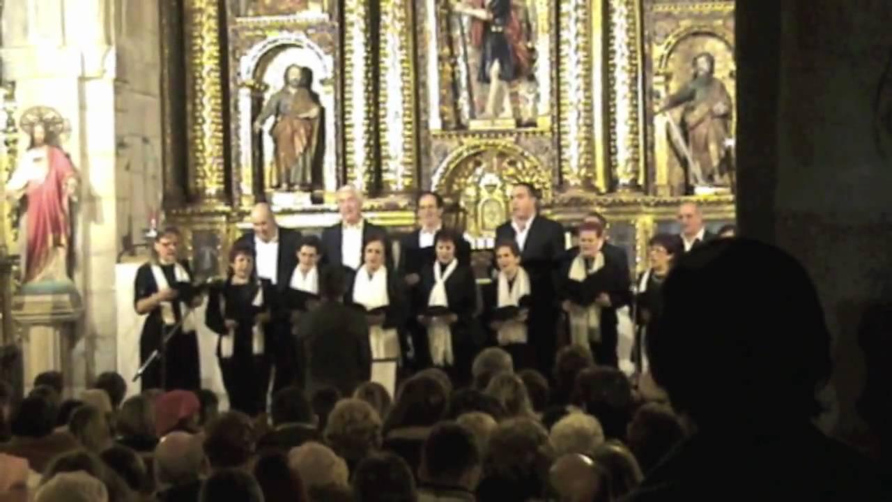 Certamen de coros parroquiales del Arciprestazgo de la Sierra