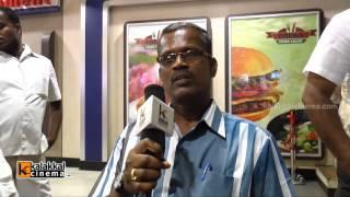 Mokka Paiyan Sappa Figure Semma Kadhal Audio Launch