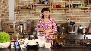 Bếp cô Minh | tập 5: cách làm nước cốt dừa và những thông tin thú vị không ngờ
