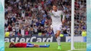 Gareth Bale AMAZING LOB GOAL [Real Madrid 5-1 FC Basel