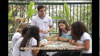Por meio de jogo, estudantes de BH criam solu��o para tr�nsito das grande cidades