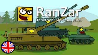 Tanktoon #33 - Pomaly ale isto