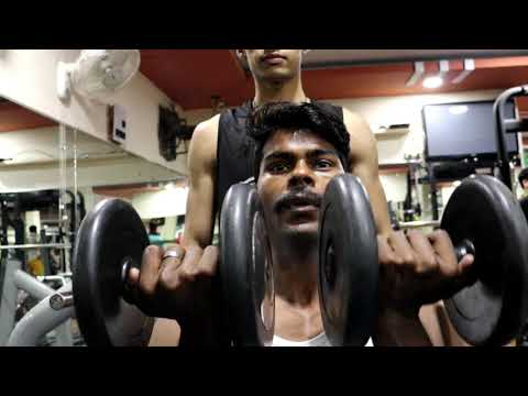 Shoulder Workout     Motivation BY Arun Fitness Fox    Jhansi