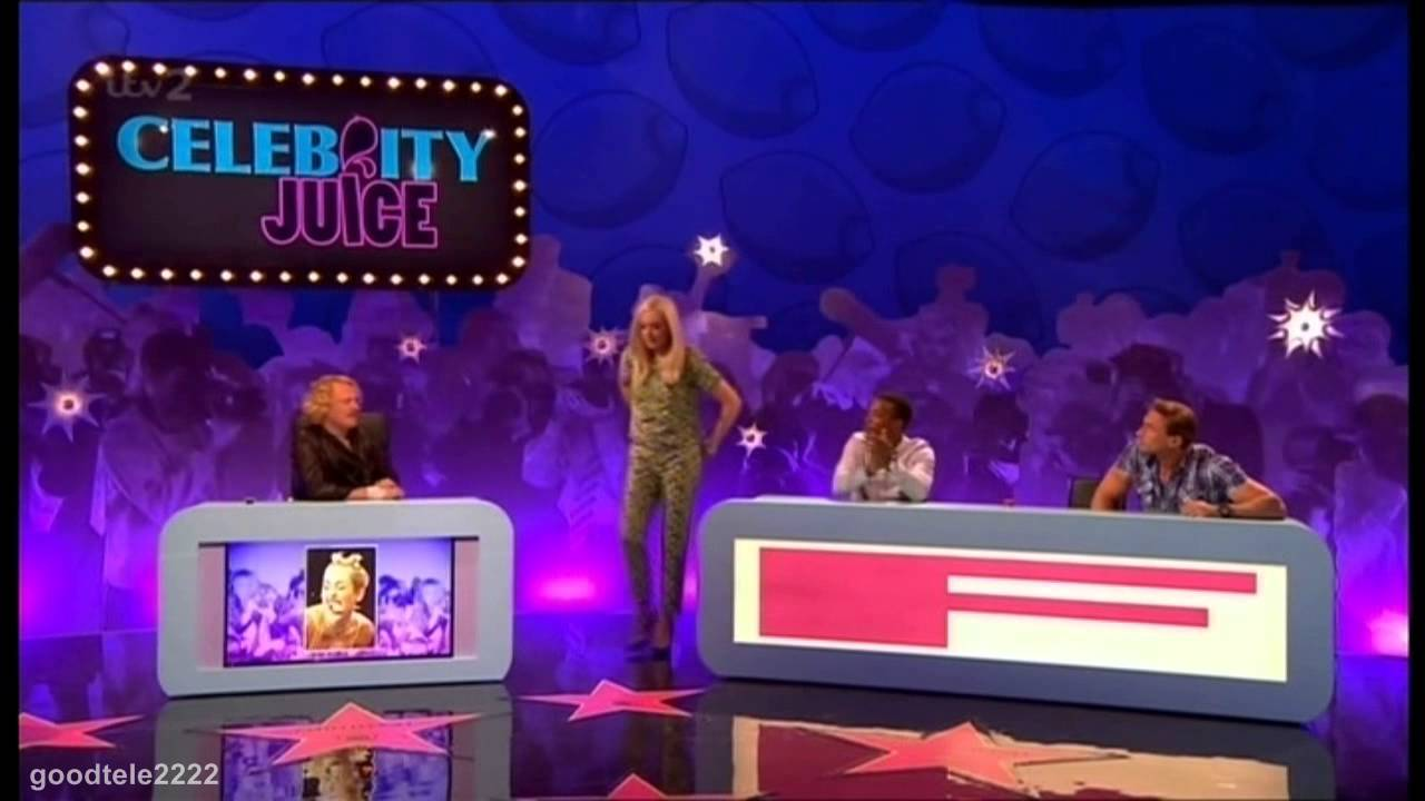 Celebrity Juice: Couples Special - what time is it on TV ...