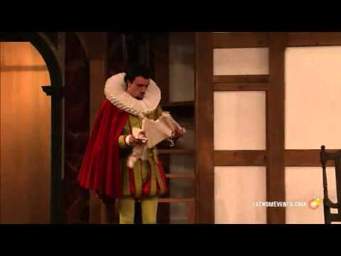 Globe Theatre presents The Merry Wives of Windsor Trailer