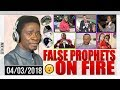 false prophets on fire in ghana by eva
