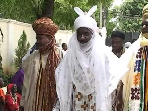 Sanusi Lamido Sanusi Emerges As The 14th Emir Of Kano