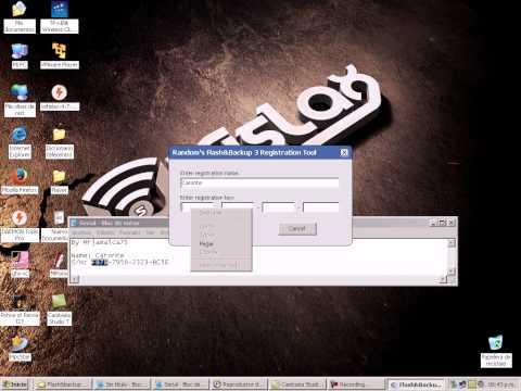 Flash Backup V 3.0