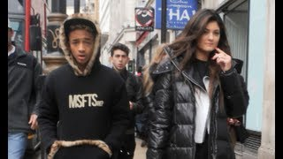 Kylie Jenner Dating Jaden Smith!?