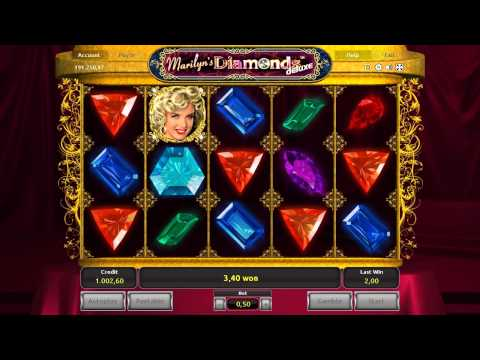 Marilyn's Diamonds™ Deluxe Promo
