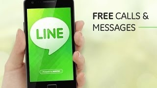LINE App For Android Phones ( How To Download , Install