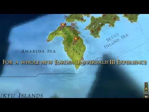 Анонс 4-го дополнения Europa Universalis III: Divine Wind