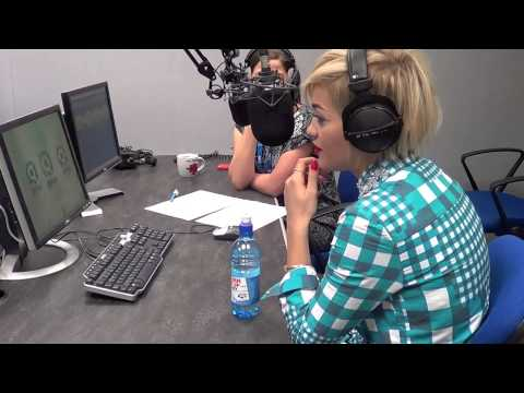 Rita Ora on The Rob Ellis Show