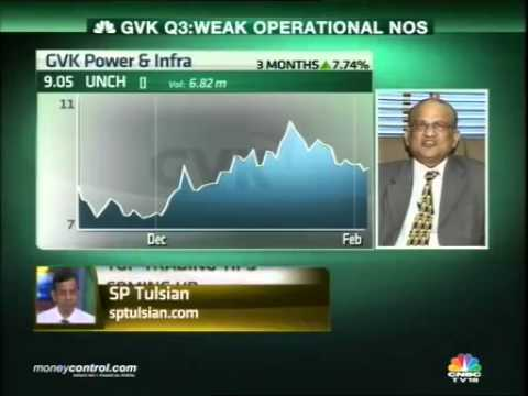 Interest burden, subdued power biz hitting performance: GVK
